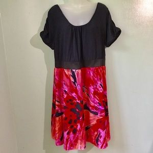 Lane Bryant fit and flare dress 14/16